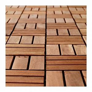 Ikea Balkon Holzfliesen : runnen floor decking outdoor brown stained ikea ~ Michelbontemps.com Haus und Dekorationen