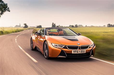 Review Bmw I8 Roadster by Bmw I8 Roadster 2018 Uk Review Autocar