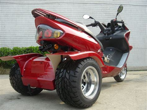 Brand New 150cc 4-stroke, Stable Three Wheel Trike