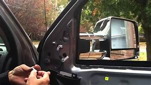 Replacing Toyota Tundra Mirror