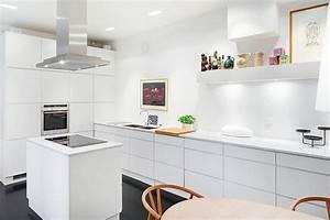 Cuisine Blanche Ikea : cuisine ikea blanc laqu good meuble haut de cuisine blanc ikea meuble ikea gris clasf with ~ Preciouscoupons.com Idées de Décoration
