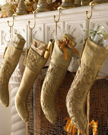 preatty christmas stockings