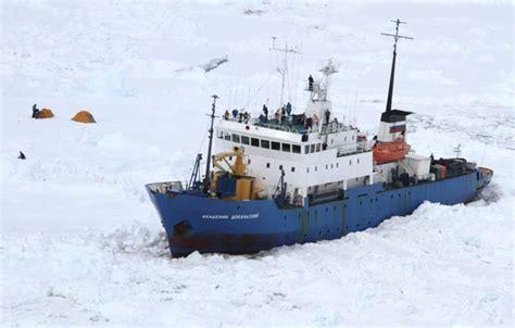 russian research ship mv akademik shokalskiy