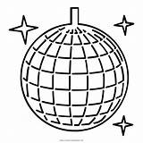 Disco Ball Coloring Drawing Colouring Clipart Svg Balls Sketch Transparent Template Printable Getcolorings Para Dibujo Ultra Getdrawings Webstockreview Clipartkey sketch template