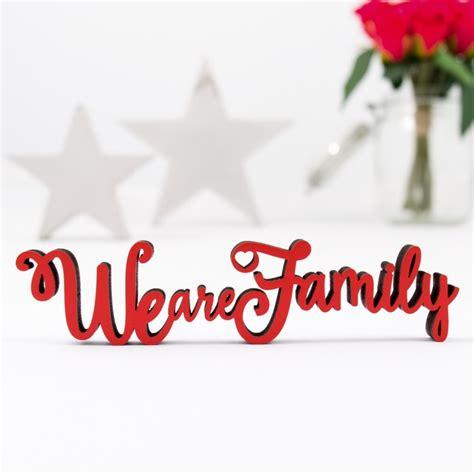 dekoschriftzug   family