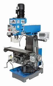 Buy Universal Milling Machine F50i At Pela Tools