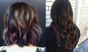 Oil Hair Color