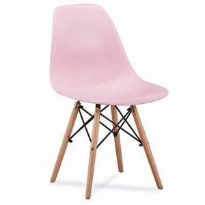 Chaises De Bar Scandinaves : chaise scandinave amy couleur pastel ~ Teatrodelosmanantiales.com Idées de Décoration