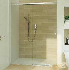 Sprühfarbe Für Glas : duschabtrennung glas schiebet r ~ Michelbontemps.com Haus und Dekorationen
