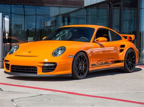 porsche 911 orange 2009 porsche 911 gt2 in pts orange for sale at 410 000