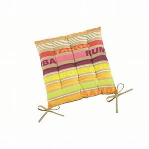 Galette De Chaise : galette de chaise de jardin ronde ~ Melissatoandfro.com Idées de Décoration