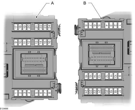 Renault Espace Fuse Box Diagram Manual by Ford S Max Mk1 2006 2014 Bezpieczniki Schemat