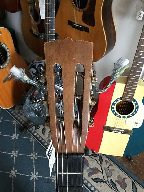 washburn lyon healy tonk brothers acoustic guitar reverb