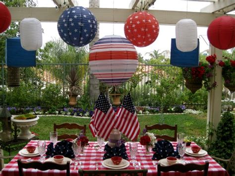 Home Decor 4th Of July Sale : 40 Irresistible 4th Of July Home Decorations