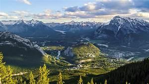 Landscape, Nature, Banff, Canada, Banff, National, Park, Mountain, Wallpapers, Hd, Desktop, And