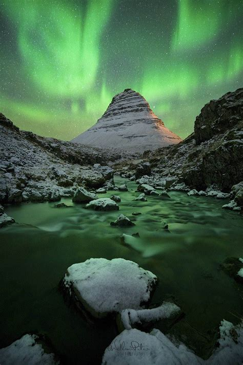 Arise Kirkjufell Iceland William Patino Photography