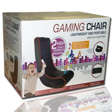 playstation ipad gaming chair audio cyber rocker xbox pc