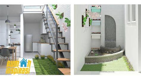 taman  dlm rumah minimalis