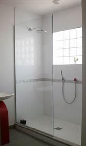 parois de douche en verre servibat specialiste vitrage a With porte de douche coulissante avec produit efficace contre calcaire salle bain