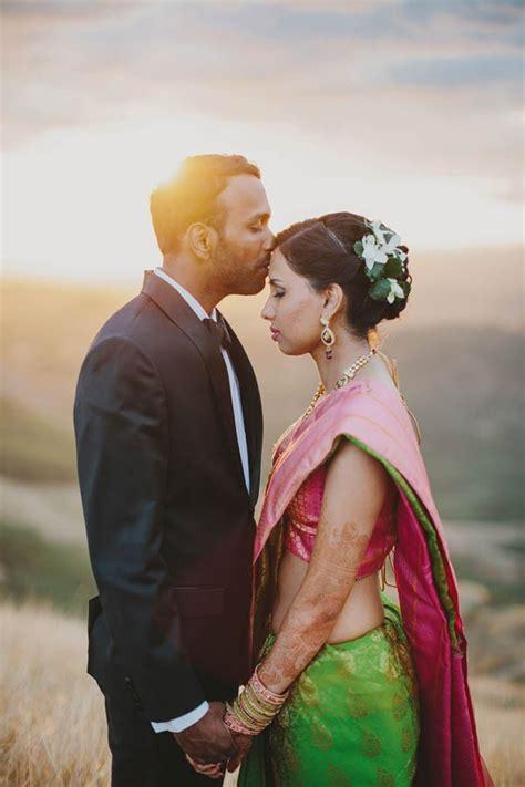 Modern Indian Wedding In Fiji Junebug Weddings