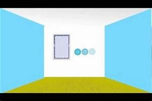 Kleine Räume Optisch Vergrößern : video streichideen f r kleine r ume so wirken sie gr er ~ Buech-reservation.com Haus und Dekorationen