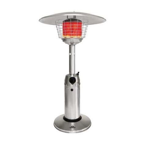 napoleon tabletop patio heater 11000 btu propane