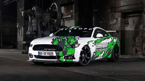 ford tuning german tuners build an 807 hp hellcat fighting ford