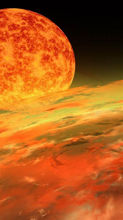 Iphone Wallpapers Space 8k Ultra Fire Earth
