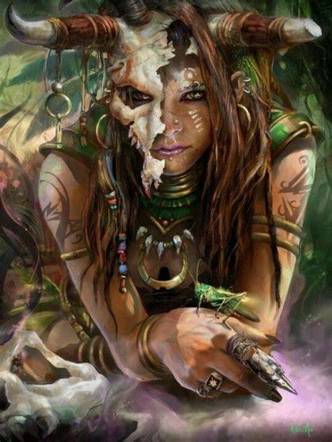 voodoo witch doctor  images personajes de fantasia