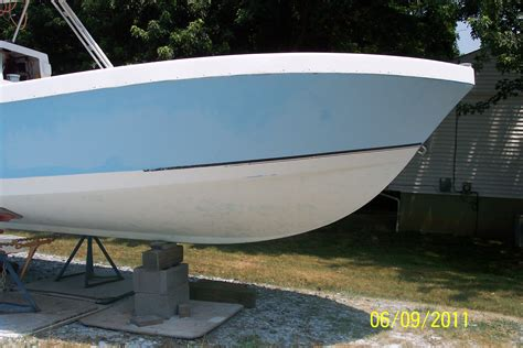Boat Paint by Boat Paint Stripping Green Clean Mobile Soda Blasting Of