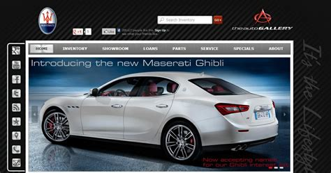 Maserati Auto Gallery by Pictures For The Auto Gallery And Maserati In