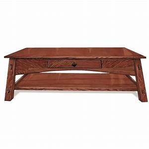 angled open coffee table amish crafted furniture With angled coffee table
