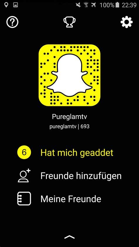 Snapchat Fragen  Wer hat mich geaddet? Follower sehen