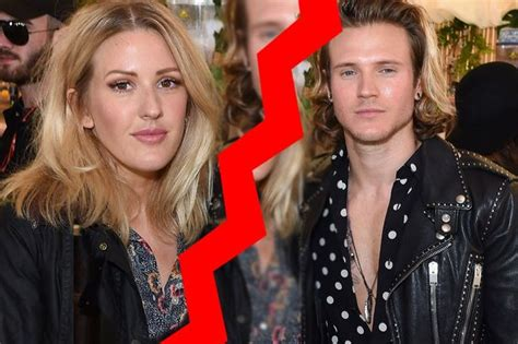 Ellie Goulding and Dougie Poynter split up just weeks ...