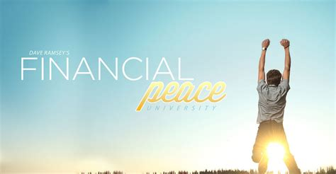 Financial Peace University  Lowcountry Community Church