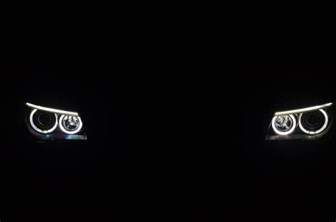 bmw headlights at night bmw headlights night wallpaper www imgkid com the