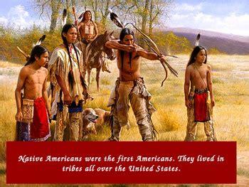 native americans powerpoint sioux powhatan pueblo