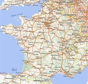 Carte De France Autoroute : carte de france et quiz ~ Medecine-chirurgie-esthetiques.com Avis de Voitures