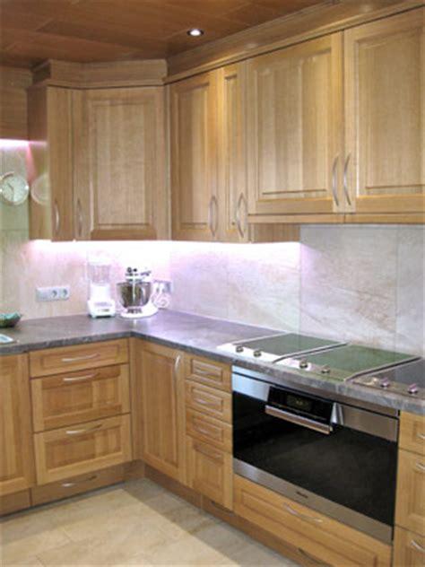 landhausküche mit kochinsel k 252 che eiche