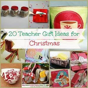 20 Teacher Gift Ideas for Christmas