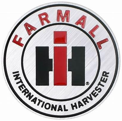 Farmall Tractor International Harvester Ih Case Logos