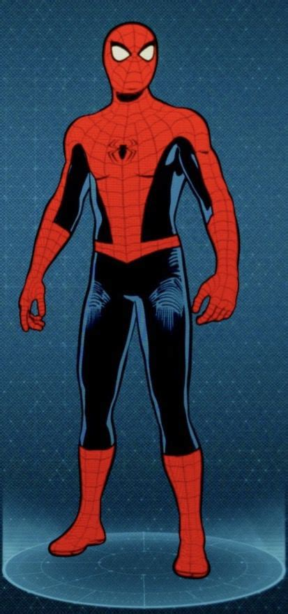 spider man ps suits  costume comic book