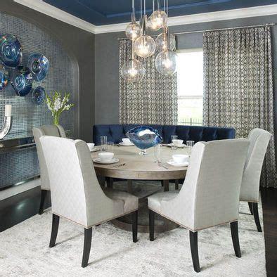 navy navy blue  dining rooms  pinterest