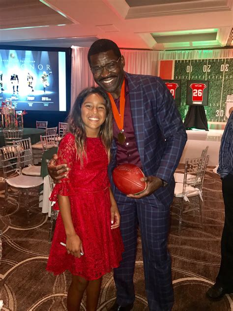 michael irvin  twitter   jackie taylor daughter