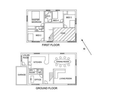 open floor plan house plans layout baltasound development