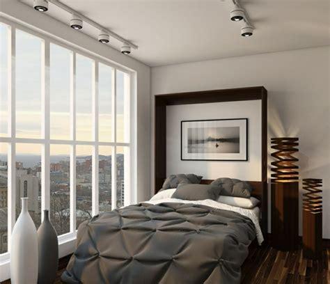belles chambres à coucher le lit abattant belles solutions pour sauver d 39 espace