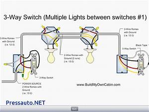3 Pole Light Switch Diagram  U2013 3 Way Switch Wiring Diagrams