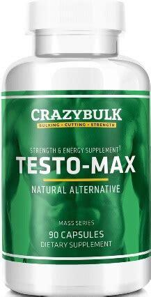 No Stress Testo by Crazybulk Testosterone Max Reviews Better Illegal