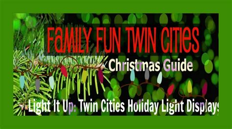 light   twin cities greater minnesota christmas