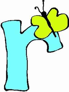 Basteln Buchstaben Zum Ausdrucken Bunt Mit Schmetterling